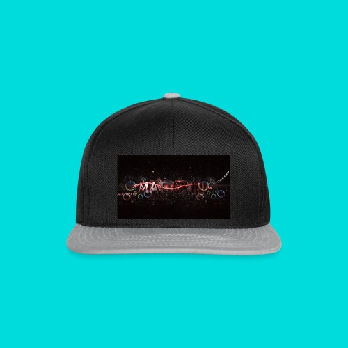 Cover Apple 5/5S - Snapback Cap