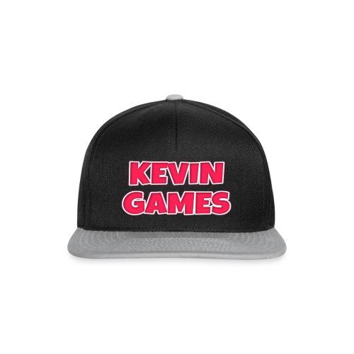 Maglietta KevinGames YouTube - Snapback Cap