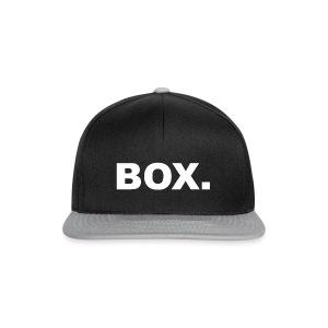 BOX. Clothing T-Shirt Men - Snapback cap