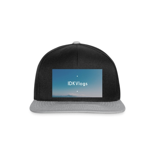 IDKVlogs Mug - Snapback Cap