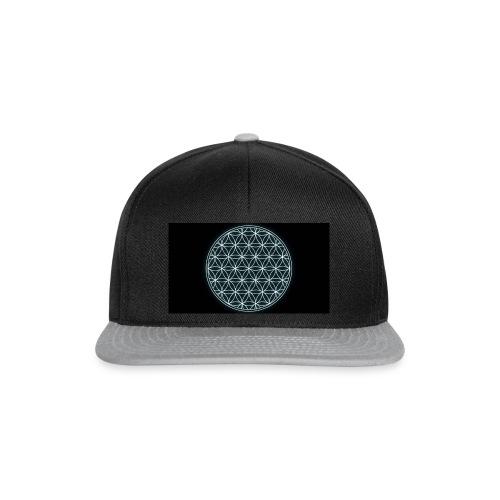 flower of life - Snapback cap