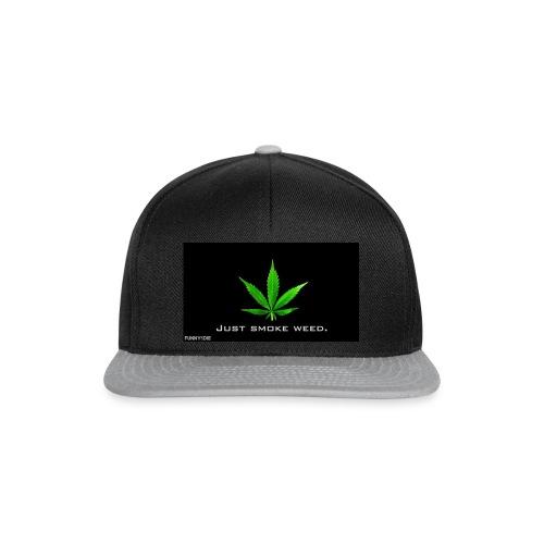Hash medicin - Snapback Cap
