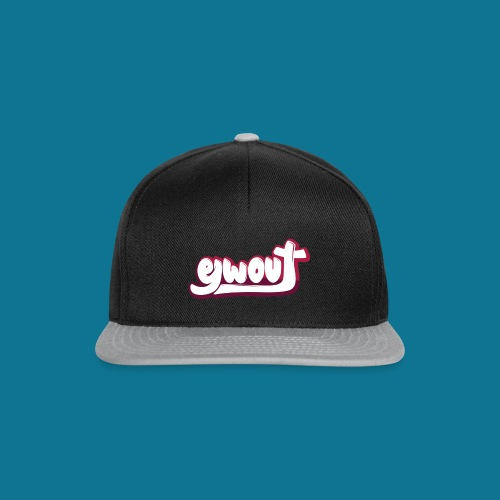 T-shirt (tienermaten) - Snapback cap