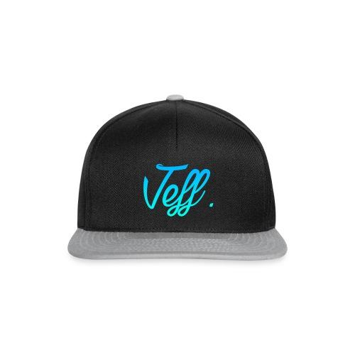 Jeff. 6/6s Hoesje - Snapback cap