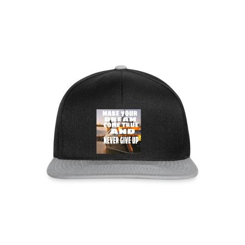 motivate t-shirt - Snapback cap