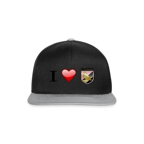I Love Palermo - Snapback Cap