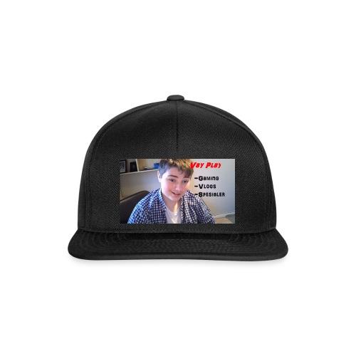 VayPlay kanal-bilde - Snapback-caps