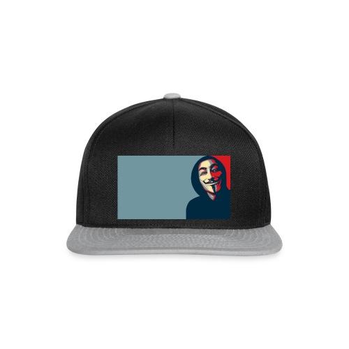 Anonymous - Gorra Snapback