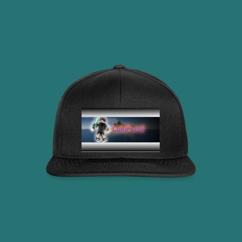 KanalBanner png - Snapback Cap