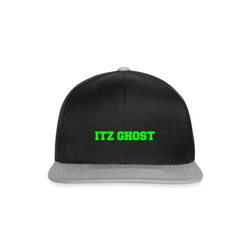 ITZ GHOST - Snapback Cap