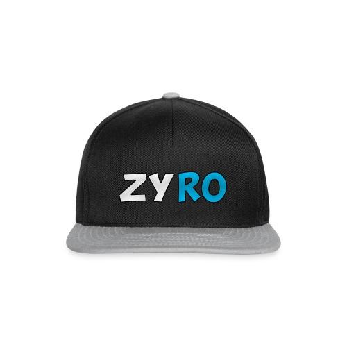 Zyro 1 - Snapback Cap