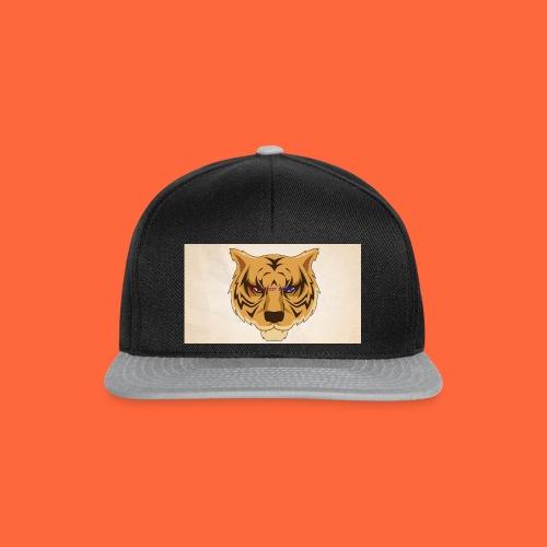Fuzzy Tigers - Snapback-caps