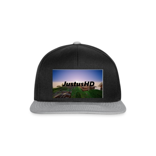JustusHD - Snapback Cap