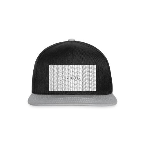 Mrblockplayz - Snapback Cap