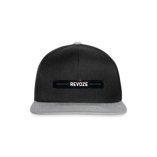 Merchandise met banner - Snapback cap