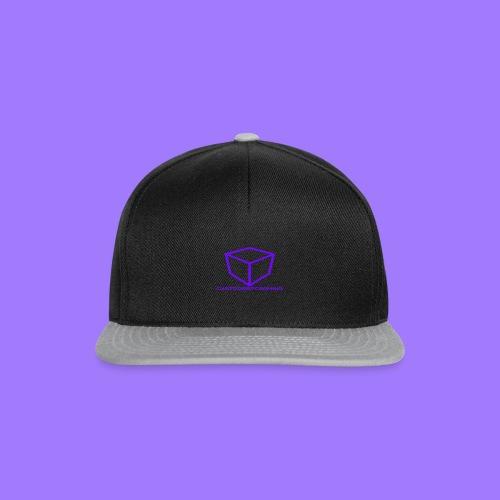 curtdoespcgaming logo #2 - Snapback Cap
