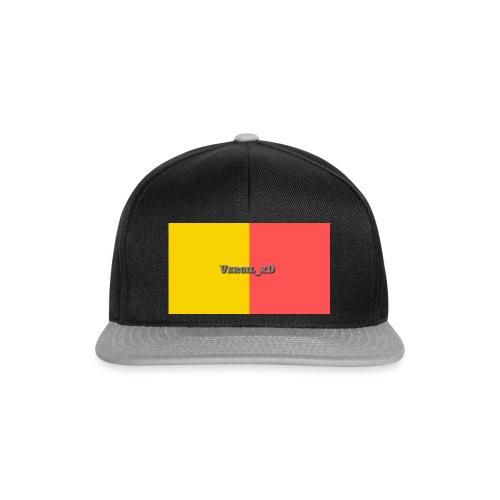 Vergil_xD Shop - Snapback Cap