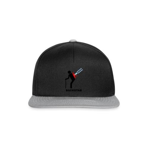 Ateronex/Backstab - Snapback Cap