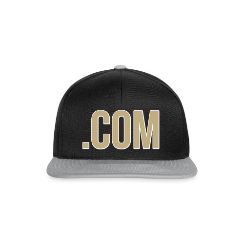 .COM - Snapback Cap