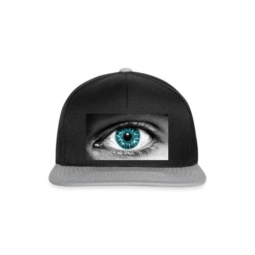 eyes_2 - Snapback cap