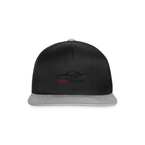 Logo Negro - Gorra Snapback