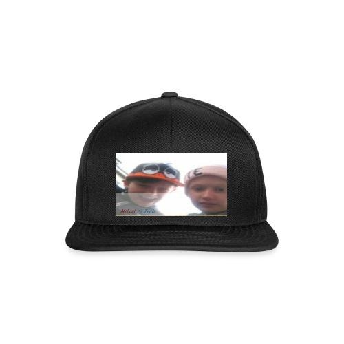 Mikael og Truls - Snapback-caps