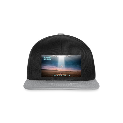 INVISIBLE - Snapback Cap