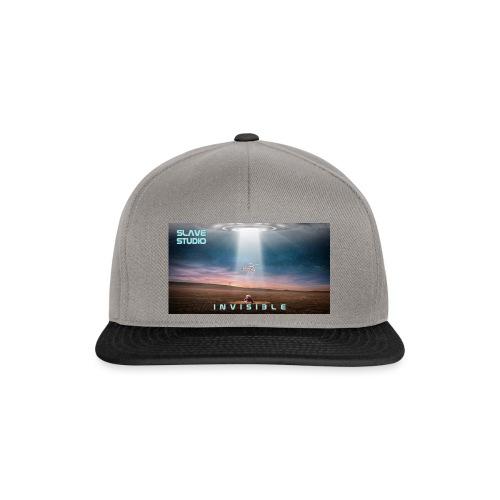 INVISIBLE - Snapback Cap