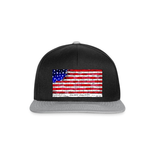 Good Night Human Rights - Snapback Cap