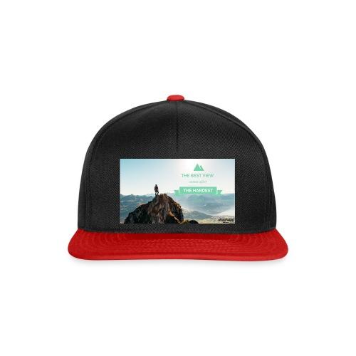 fbdjfgjf - Snapback Cap