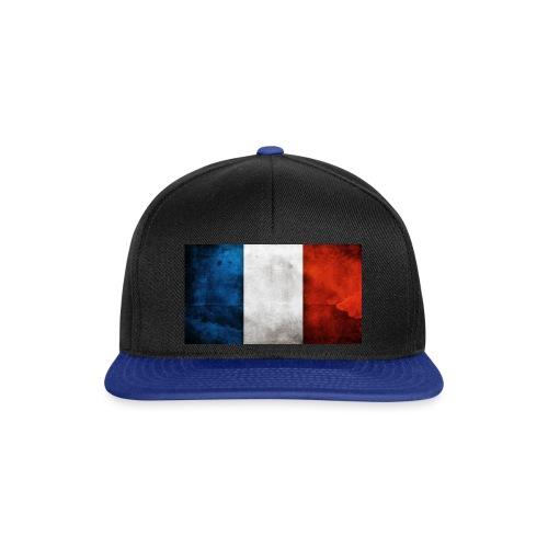 France Flag - Snapback Cap