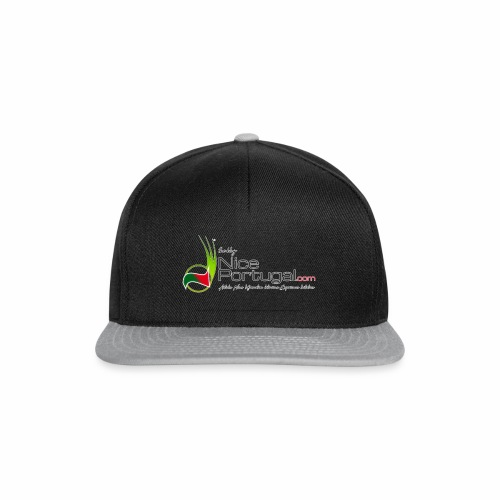 NicePortugal.com Logo - Snapback Cap
