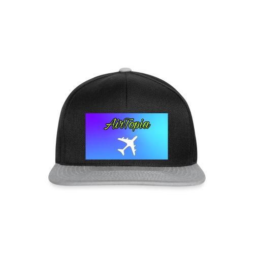 Knuffelbeer Met Logo - Snapback cap