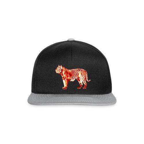 Red Tiger - Snapback Cap