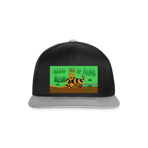 The Tiger - Snapback Cap