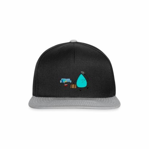plectrumblauw - Snapback cap