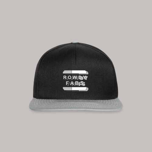 RowdyFabs Logo - Snapback Cap
