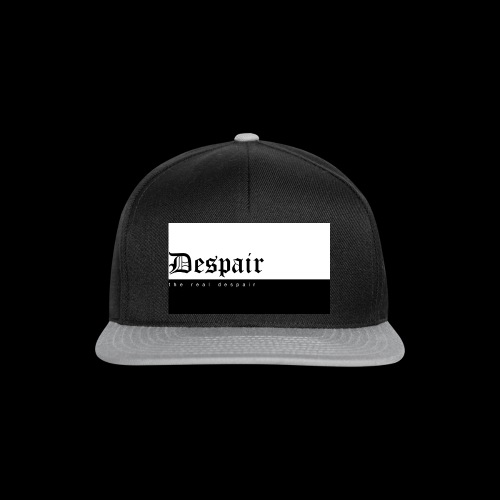 The Real Despair - Casquette snapback