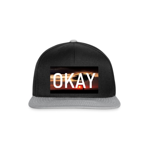 Quatrux Okay Okay - Snapback Cap