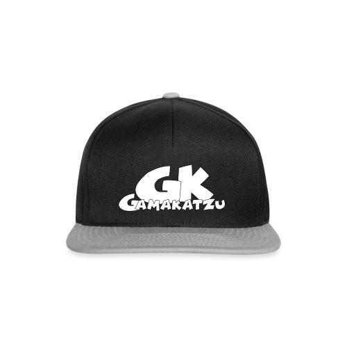 GK Schriftzug - Snapback Cap