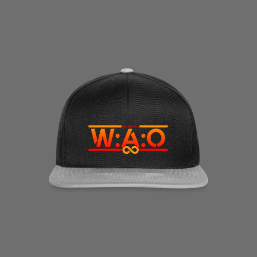 W:A:O We Are One - Snapback Cap
