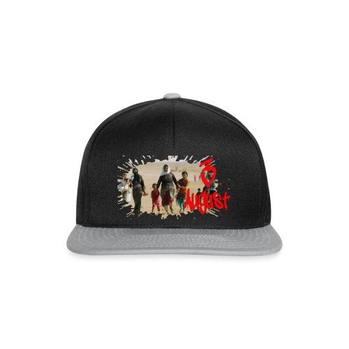 3 8 2014 gif E - Snapback Cap