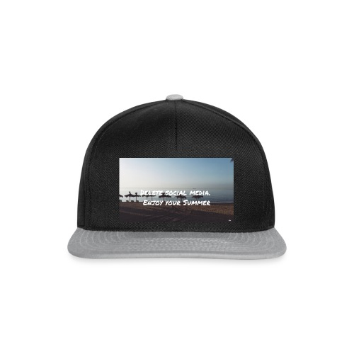 vacay Mode on - Snapback Cap