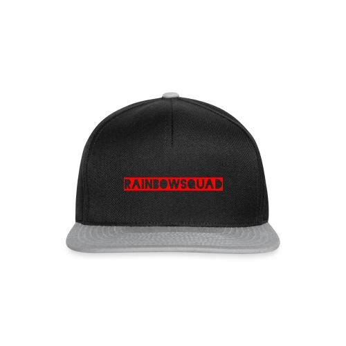 RAINBOWSQUAD - Snapback Cap