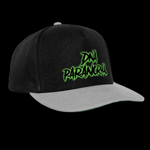 DNA PARANORMAL - Snapback Cap