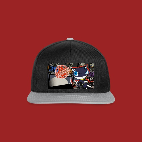 Wrong Inc. logo merch - Snapback Cap