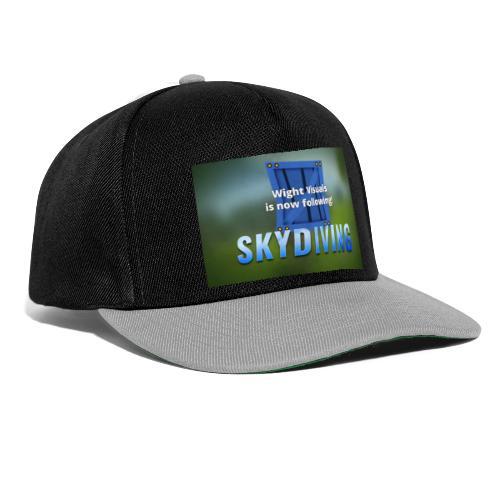 skydiving - Snapback Cap