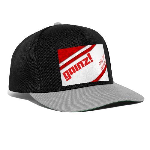 Gainz - Snapback Cap