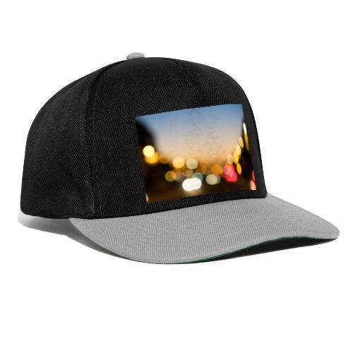 night - Snapback Cap
