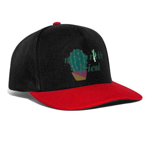 My Prickly Friend - Snapback Cap